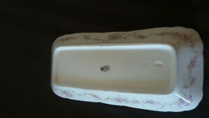 Antique dish tray made in Germany