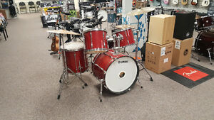 Used Yamaha Power V Special Drum Kit