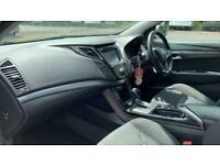 2016 Hyundai i40 1.7 CRDi Blue Drive SE Nav DCT (s/s) 4dr Auto Saloon Diesel Aut