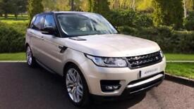 2014 Land Rover Range Rover Sport 3.0 SDV6 292hp HSE Dynamic - S Automatic Diese