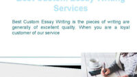 "Let Your Expert Do The Work Which You Can't ""Essay Writing"""