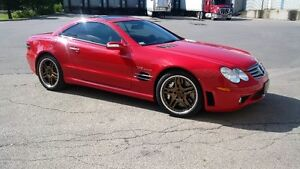 2005 Mercedes-Benz SL-Class SL65 AMG Coupe (2 door)