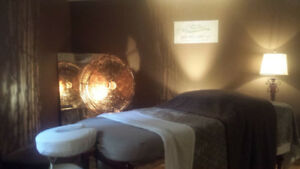 RMT Massage Therapy with Hot Stones $55 First 1 hour massage