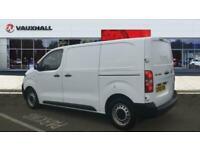 2019 Vauxhall Vivaro L1 Diesel 2700 1.5d 120PS Edition H1 Van Van Diesel Manual