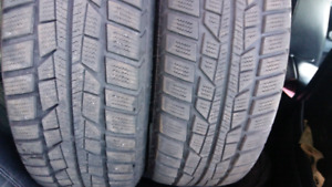 WINTER TIRES  185/55/r15 -- 185/60/r15 -- 195/55/r15