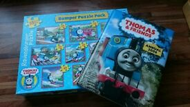 Assorted kids games and puzzles