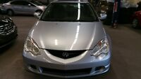 2002 Acura RSX LAETHER and SUNROOF Coupé (2 portes)