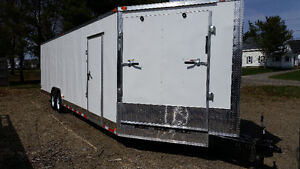 2016 Freedom 8.5' x 24' Enclosed Car Hauler