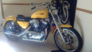Harley Davidson sporteur 1993  3999$ Ferme