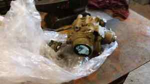 08 kawasaki brute force parts front diff ect..