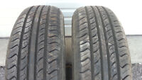 Selling 2 Weathermax size 215 70 15 all season tires