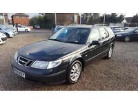 2005 Saab 9-5 2.2TiD DIESEL Linear Estate 3 Owners 12 MOT Bargain