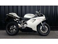 2010 Ducati 848 Supersport Superbike 1 Owner 4314 Miles