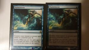 2x Flusterstorm - Magic the Gathering - MTG
