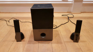 Altec Lansing Computer Speakers