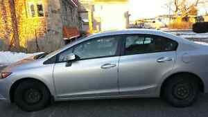2012 Honda Civic Berline
