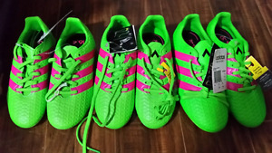 Youth Size 2 adidas soccer cleats