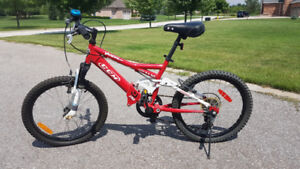 CCM Bike for 7+. Great conidition