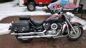 2005 Yamaha V STAR 1100 Silverado
