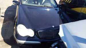 2002 Mercedes Benz C240 C Class - Part Out / Parting Out
