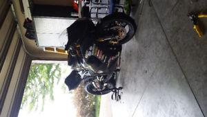 2005 zx6rr track bike