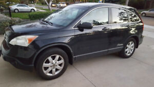Private Sale: 2007 Honda CR-V SUV