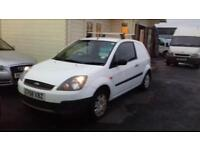 Ford Fiesta 1.4TDCi ( 68PS ) 2007.25MY EX-COUNCIL DIRECT OUT OF SERVICE