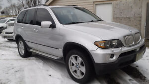 2006 BMW X5 4.4i~CLEAN HISTORY~LOADED~SAFTY~ETEST~GET FINANCING