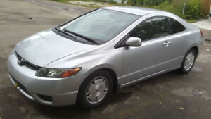 06 Honda Civic Coupe (Only 178KMs) Asking Just $6500 OBO