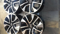 BRAND NEW HONDA CIVIC FACTORY OEM 16 INCH ALLOY WHEEL SET OF 4