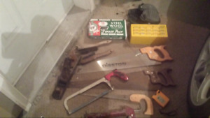 LOTS OF TOOLS FOR $ 40