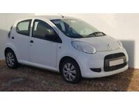 2010 10 CITROEN C1 1.0 SPLASH 5D 68 BHP