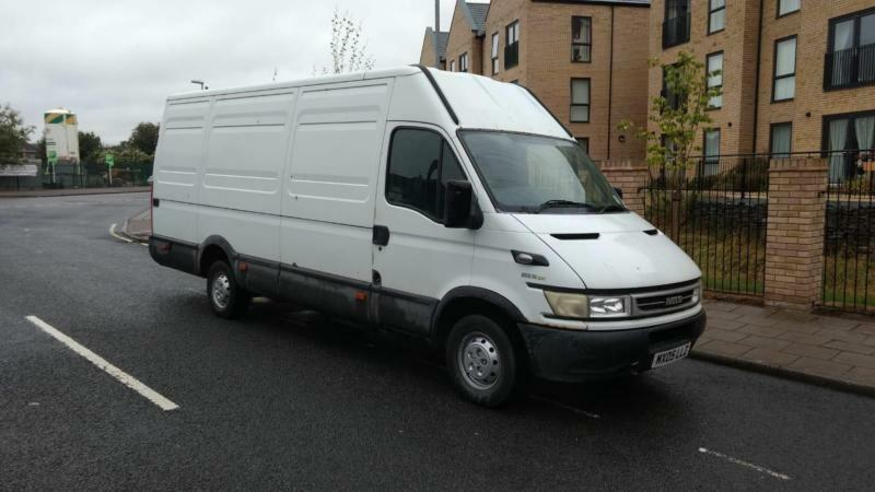 886a0018d1 Iveco Daily LWB. (2005)
