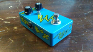 experimental guitar overdrive distortion