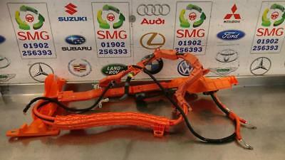 TOYOTA RAV4 MK4 XA40 2.5 HYBRID BATTERY WIRING LOOM HARNESS CABLE 82165-42070