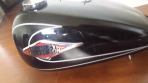Harley softail gas tank and fenders
