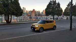 2015 Kia Soul SUV, Luxury, top of line, take over lease