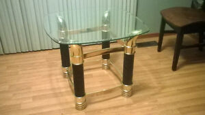 Great set coffee and two end tables