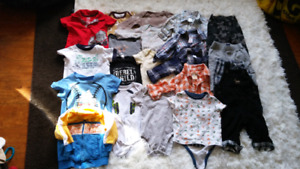 Baby clothing lot 3-6 months