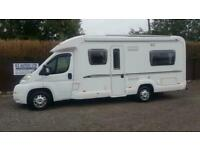 We want to buy your BESSACARR motorhomes today uk colection