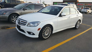 2008 Mercedes-Benz C-Class C230 4-matic Sedan - DEAL PENDING