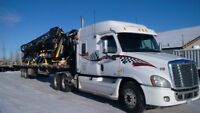 Looking for local P/T Class 1 Open Deck driver