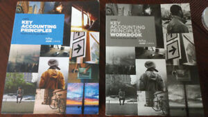 Key Accounting principles (Joffe) 4th Edition volume One and Two