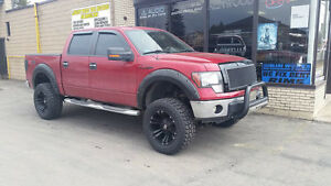 09-14 Ford F-150 The Full Summer Package