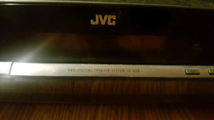 JvC home entertainment system
