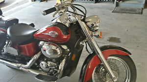 Honda Shadow VT750CD ACE American Classic