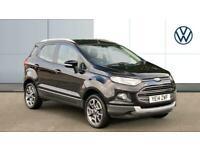 2014 Ford Ecosport 1.0 EcoBoost Titanium 5dr [X Pack] Petrol Hatchback Hatchback