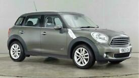image for 2013 MINI Countryman 1.6 Cooper (Chili) ALL4 5dr SUV Petrol Manual
