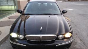 2006 Jaguar X-TYPE Luxury Edition Sedan (Black Color)