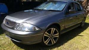 Ford Fairmont Ghia 75th Anniversary limited edition 2000 AU Townsville Townsville City Preview